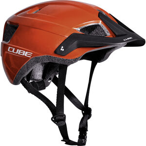 Cube CMPT lite Helmet sunburst metallic bei fahrrad.de Online