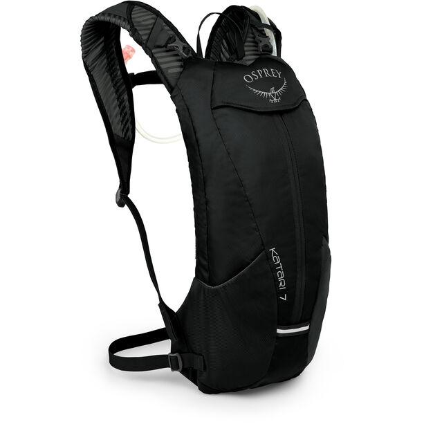 Osprey Katari 7 Hydration Backpack Herren black