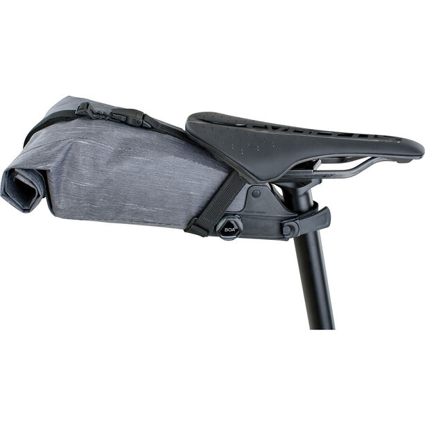 EVOC Seat Pack Boa S carbon grey