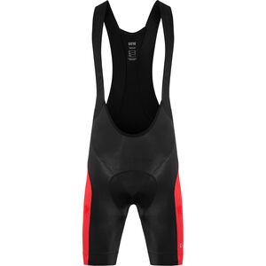 GORE WEAR C3 Bib Tights short Men black/red bei fahrrad.de Online