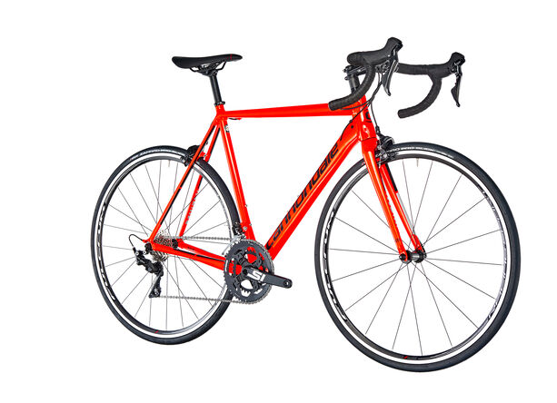 Cannondale CAAD12 105 acid red