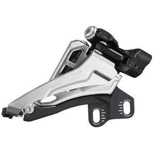 Shimano SLX FD-M7100 Umwerfer 2x12 Side Swing Low Direct Mount black black