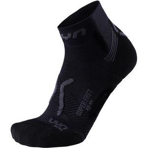 UYN Run Super Fast Socks Men Black/Anthracite bei fahrrad.de Online