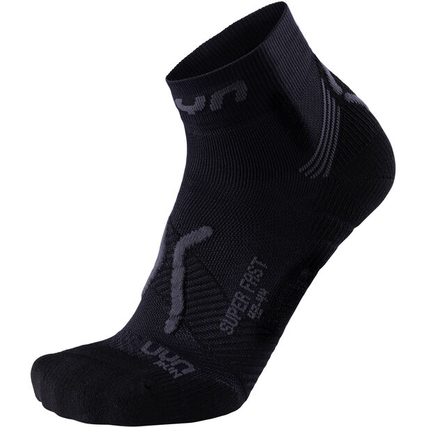 UYN Run Super Fast Socks Herren black/anthracite