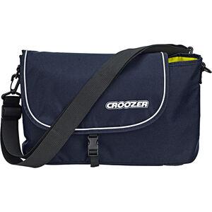Croozer Schiebebügeltasche für alle Kid Plus / Kid Kinder night blue/lemon green night blue/lemon green