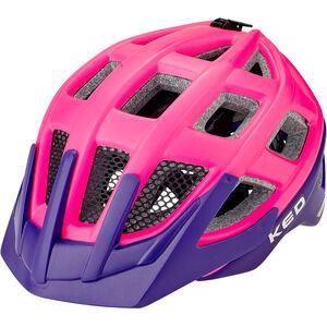 KED Kailu Helmet Kinder pink purple matt pink purple matt
