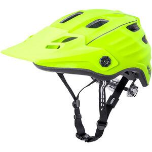 Kali Maya 2.0 Helm matt neon gelb/schwarz matt neon gelb/schwarz
