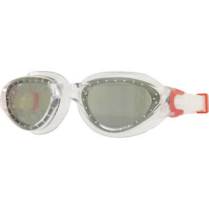 arena Cruiser Soft Brille clear-smoke-fluo red clear-smoke-fluo red