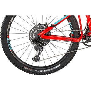 Mondraker Dune R Flame Red/Light Blue bei fahrrad.de Online