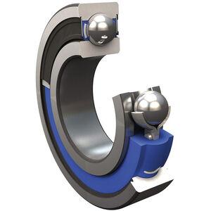 SKF MTRX Solid Oil Rillenkugellager 15x24x5mm ISO 61802 silber