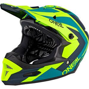 O'Neal Fury RL Helmet neon yellow