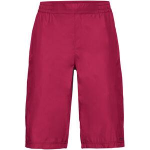 VAUDE Drop Shorts Damen crimson red crimson red