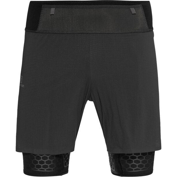 Salomon Exo Twinskin Shorts Herren black