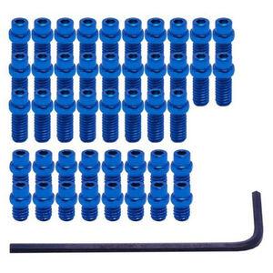 DMR Vault Pedal FlipPin Kit blau blau
