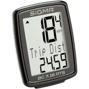 SIGMA SPORT BC 7.16 ATS Fahrradcomputer kabellos