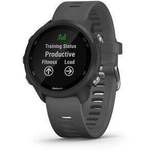 Garmin Forerunner 245 GPS Smartuhr black/slate black/slate
