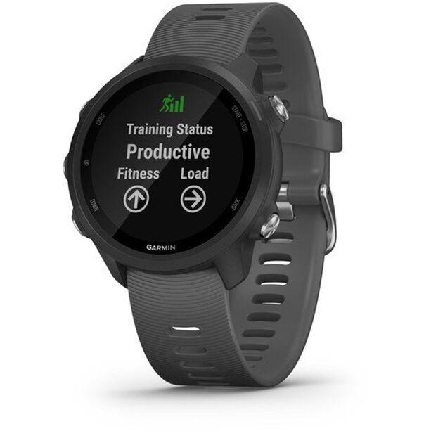 Garmin Forerunner 245 GPS Smartuhr black/slate