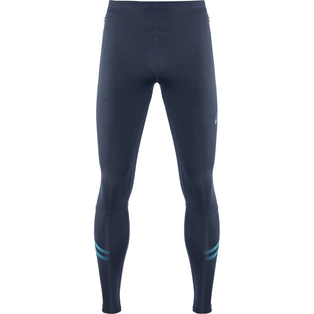 asics Icon Tights Herren peacoat/race blue
