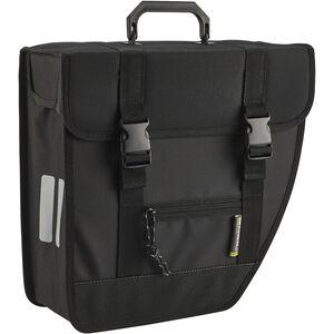 Basil Tour Single Seitentasche rechts schwarz schwarz