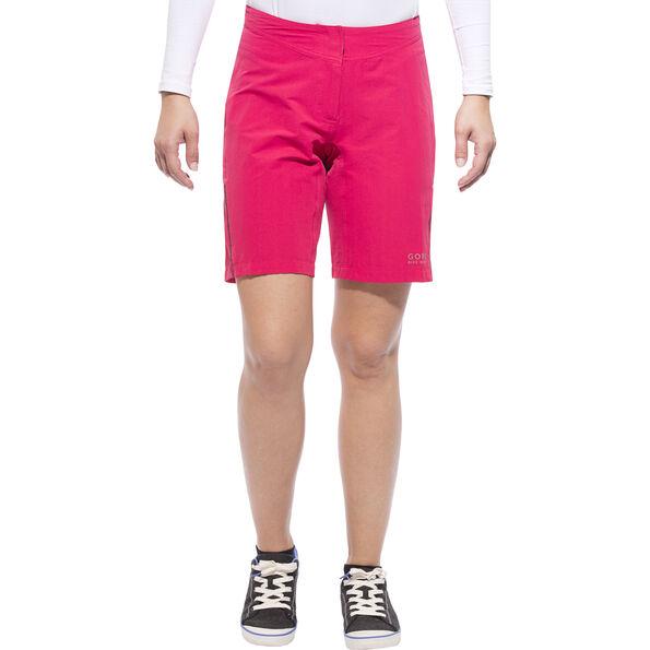 GORE BIKE WEAR ELEMENT Shorts Lady jazzy pink