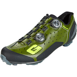 Gaerne Carbon G.Sincro Cycling Shoes Herren forest green forest green