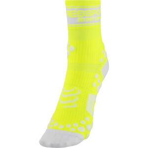 Compressport Racing V2 Socks fluo yellow fluo yellow