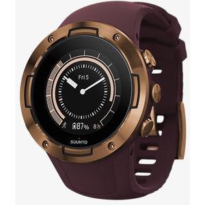 Suunto 5 GPS Sport Uhr burgundy/copper burgundy/copper