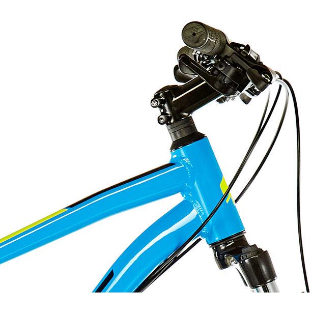 "GT Bicycles Aggressor Sport 27.5"" gloss cyan blue"