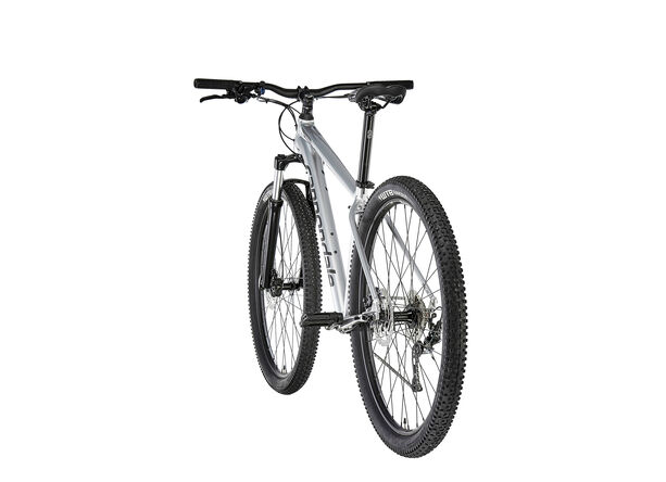 "Cannondale Trail 6 29"" silver"