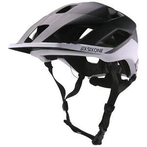 SixSixOne EVO AM Patrol Helm black/white black/white