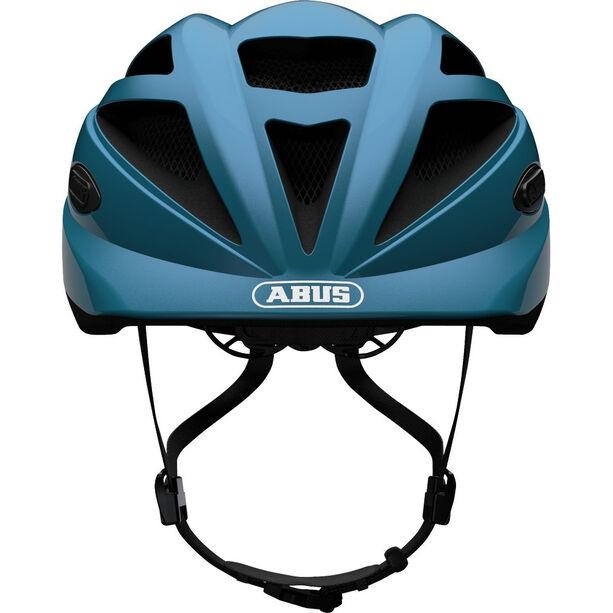 ABUS Hubble 1.1 Helmet Kinder shiny blue