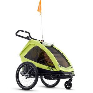 s'cool taXXi Elite for Two Lemon bei fahrrad.de Online