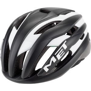 MET Trenta Helm black/white black/white