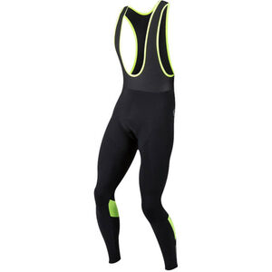 PEARL iZUMi Pur Thermal Bib Tights Men Black/Screaming Yellow bei fahrrad.de Online