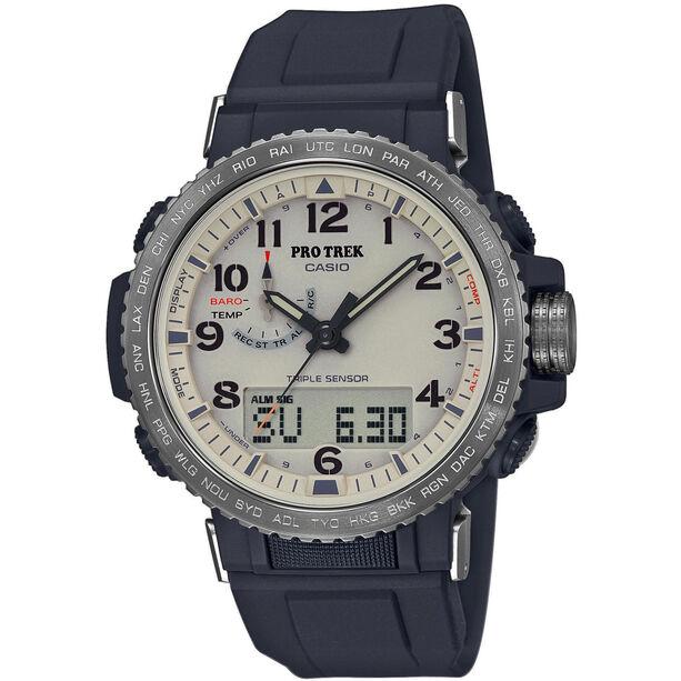 CASIO PRO TREK PRW-50Y-1BER Watch Men creme/black