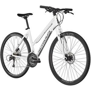 Serious Sonoran Women Hybrid white bei fahrrad.de Online
