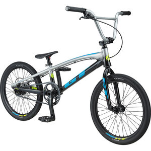 """GT Bicycles Speed Series Pro XL 20"""" gloss silver/black gloss silver/black"""