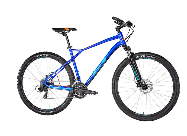 """GT Bicycles Aggressor Expert 29"""" gloss electric blue"""