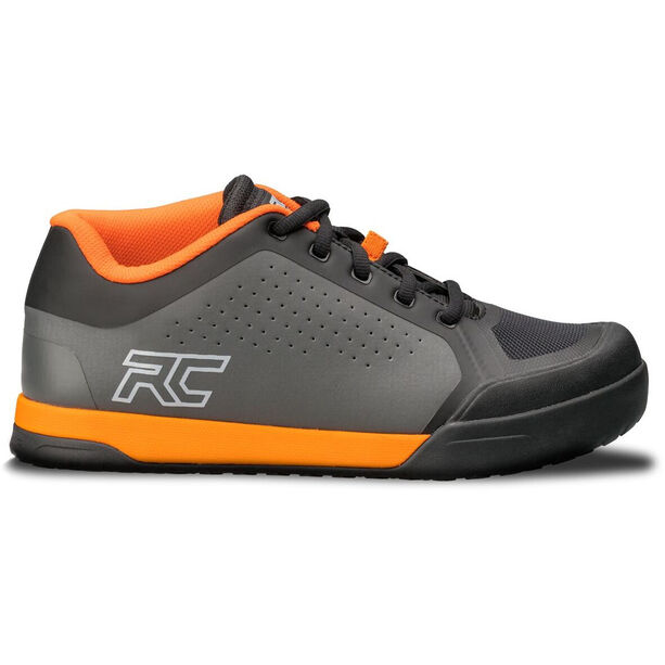 Ride Concepts Powerline Schuhe Herren charcoal/orange