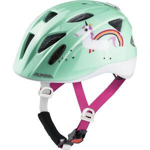 Alpina Ximo Flash Helmet mint unicorn bei fahrrad.de Online