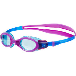 speedo Futura Biofuse Flexiseal Goggles Kinder newsurf/purplevibe/peppermint newsurf/purplevibe/peppermint