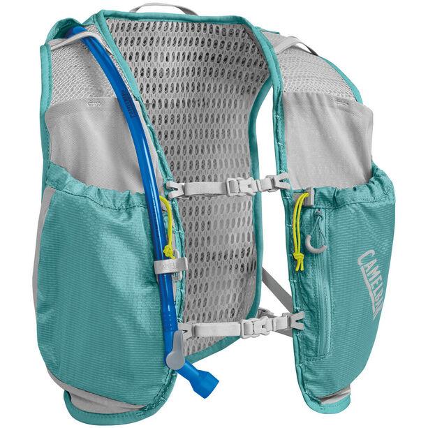 CamelBak Circuit Hydration Vest 1,5l Damen aqua sea/ silver