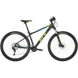 "GT Bicycles Avalanche Elite 29"" gloss gunmetal/cyan/black bei fahrrad.de Online"