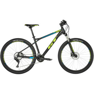 "GT Bicycles Avalanche Elite 27,5"" gloss gunmetal/cyan/black bei fahrrad.de Online"