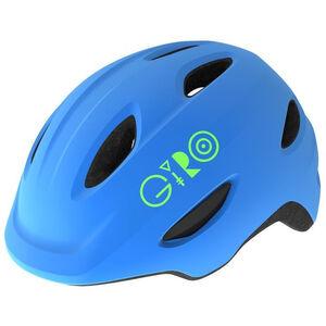 Giro Scamp MIPS Helmet Kinder matte blue/lime matte blue/lime
