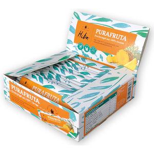 Hiba Purafruta Energie-Riegel Box 12x30g Pineapple