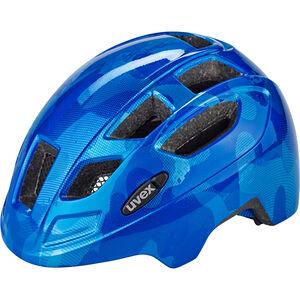 UVEX Finale Helmet Kinder blue blue