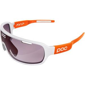 POC DO Blade AVIP Glasses hydrogen white/zink orange hydrogen white/zink orange