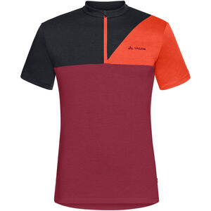VAUDE Tremalzo IV Shirt Herren salsa salsa