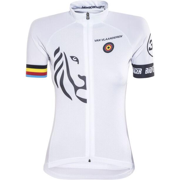 Bioracer Van Vlaanderen Pro Race Set Damen white